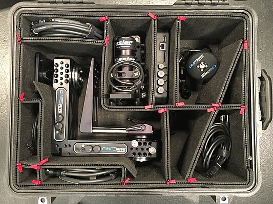 Kessler CineDrive Multi-Axis Camera Motion Control