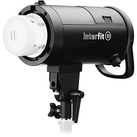 Interfit s1 500W AC/DC HSS TTL Monolight