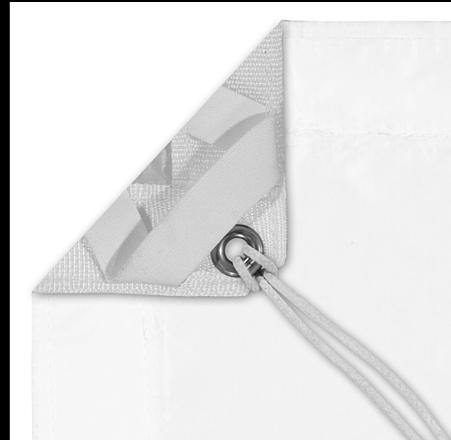 6' x 6' Silent/Sail Full Grid Cloth