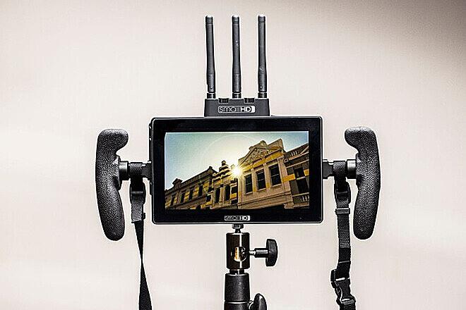 Wireless Directors Monitor KIT -SmallHD  Cine 7  RX  w/ Teradek 1000 Tx