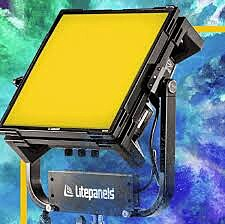 X2 Litepanels Gemini 1x1 Bi-Color LED