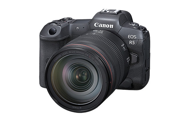 Canon R5 Package (15-35 RF Lens)
