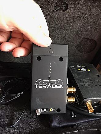 Teradek bolt pro receiver/Transmitter