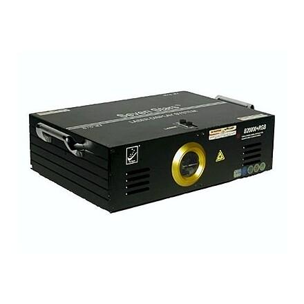 Big Dipper B20000 2w RGB Animation Laser with Control System