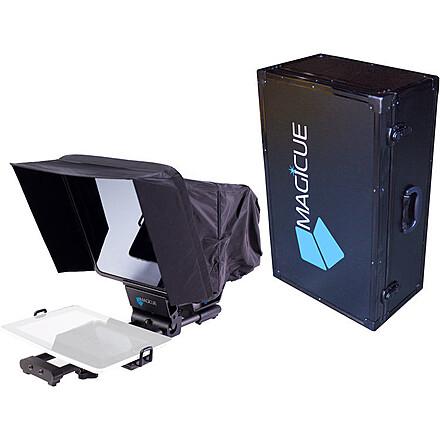 "MagiCue Mobile Teleprompter Kit + 9.7"" iPad + Premium App"