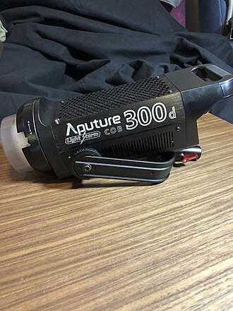 Aputure LS C300d