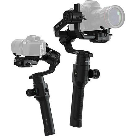 DJI Ronin-S w/ BMPCC4k adapter