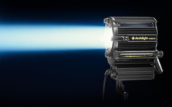 Dedolight DLH400 HMI + Lightstream™ System