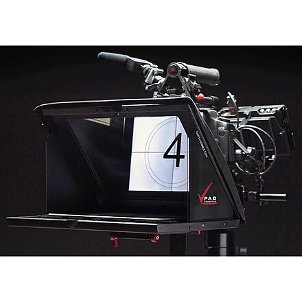 OneTakeOnly Pad/iPad Teleprompter for 15mm Rail Rig
