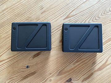 Rent: (2) DJI TB50 Battery Inspire 2 & Ronin2 Batteries
