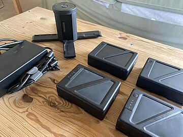 Rent: (4) DJI TB50 Battery Inspire 2 & Ronin2 Batteries