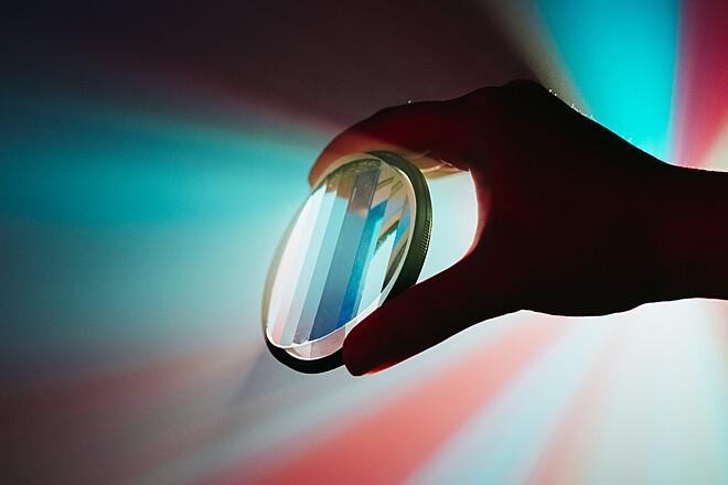 Linear Prism FX Filter - 77mm