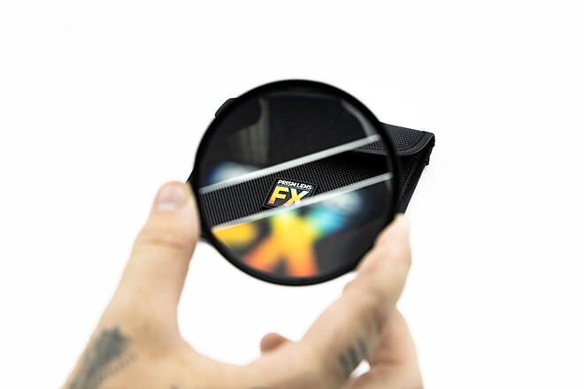 Centerfield Split Diopter FX Filter - 77mm