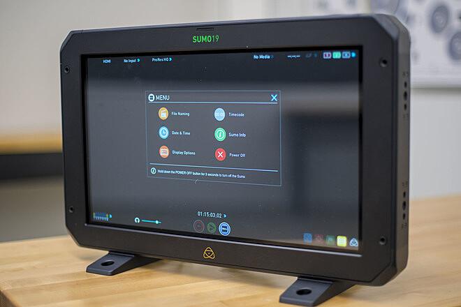 Atomos Sumo 19-in 4K Monitor