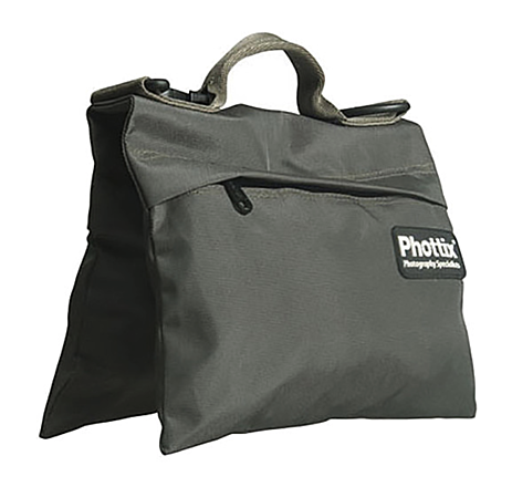 Empty Sand Bag fly aways by Phottix ( Can hold up to 13.2 lb)