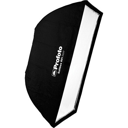 Profoto RFi 3.0 x 4.0′ Softbox + 50° Softgrid + RFi Speedlight Speed Ring