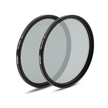 Tiffen 77mm Black Pro-Mist Filter Set
