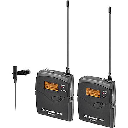 Sennheiser EW 112P G3 Wireless Lav Microphone System