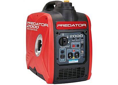 Predator 2000 watt super quiet generator