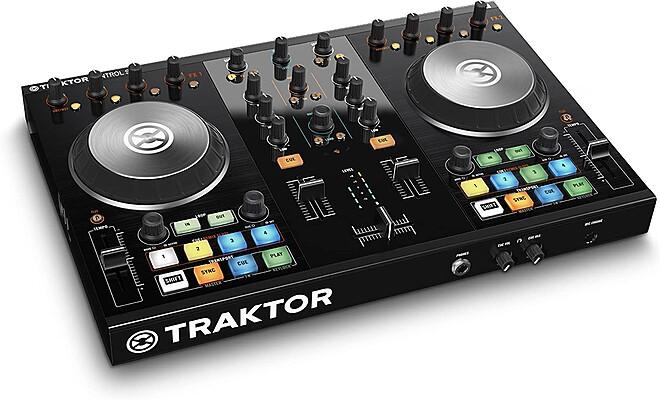 DJ Mixer - Traktor Kontrol S2 MKII