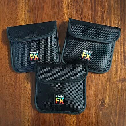 Lens Prism FX 77mm - 3 Filter Set