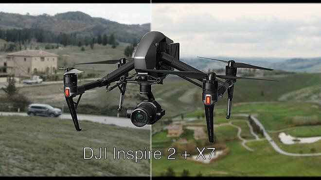DJI Inspire 2 Quadcopter-Rochester -WNY