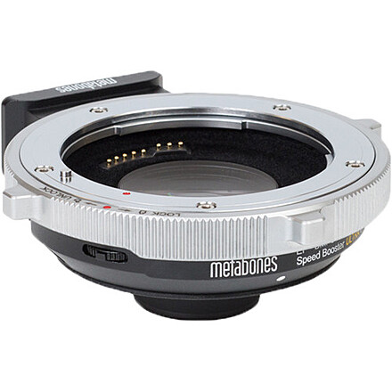 Metabones T Speed Booster Ultra 0.71x EF to M43