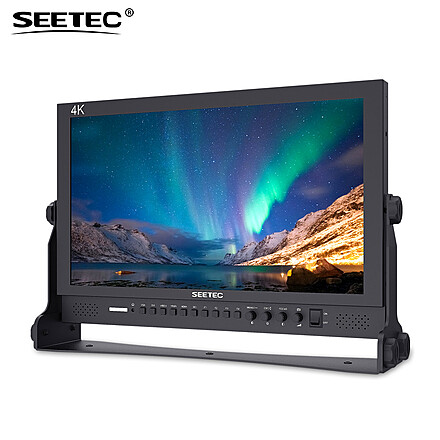 "17"" 4K Seetec Director's Monitor 1-Sdi in/out"