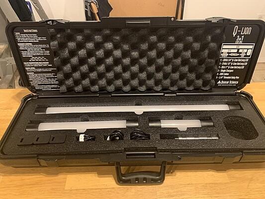 Quasar Q-Lion 3x1 Battery Kit