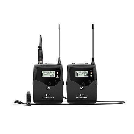 Sennheiser EW 512P G4 Pro Wireless Lavalier Mic SET
