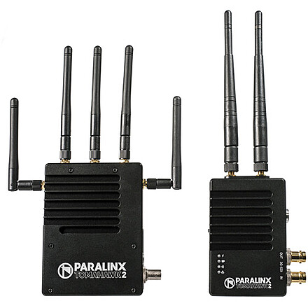 Paralink Tomahawk 2 1:2 Wireless Video System