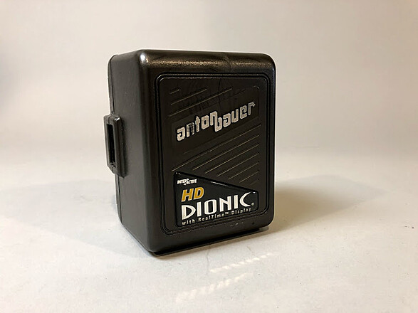 Anton Bauer Dionic HD Battery