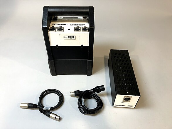 "Block Battery SLi-600 ""D"" Series"