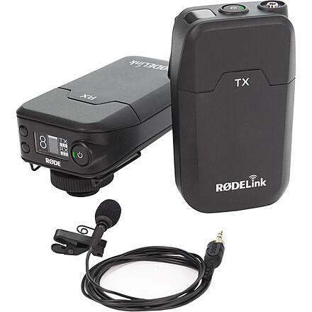 Rode RodeLink Wireless Lav Filmmaker Kit