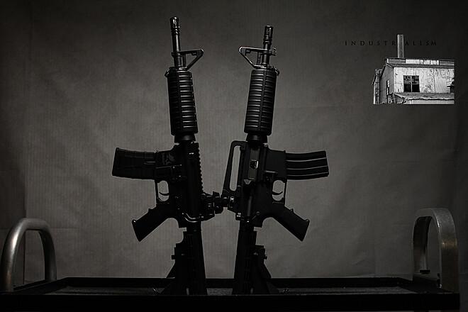 Prop Gun - M4 Bundle - 2 M4s