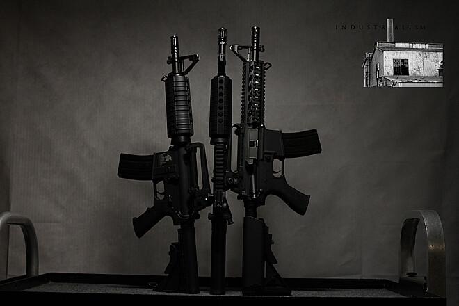 Prop Gun - M4 Bundle - 3 M4s