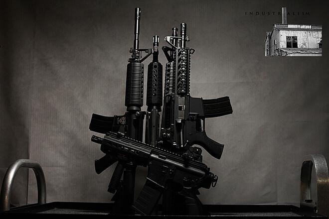 Prop Gun - M4 Bundle - 5 M4s