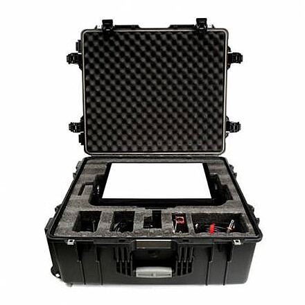 Aputure Lighting Package  + 4 Combo stands