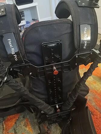 Proaim Ready Rig Flexi Pro Camera Gimbal Support Vest Stabilization System