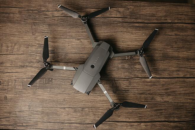 DJI Mavic Pro KIT | Filters, adapters, 5 batteries, hardcase