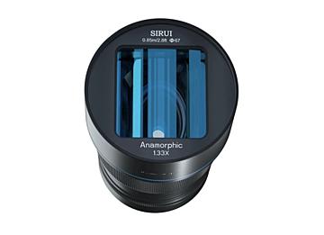 Rent: SIRUI 50mm F1.8 Anamorphic Cinema Lens