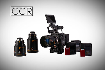 Rent: Ultimate Package, RED Epic-W Helium 8K S35, Atlas Orion Anamorphic B Set