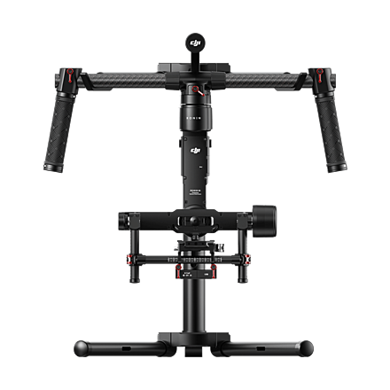 DJI Ronin-M 3-Axis Handheld Gimbal Stabilizer with Thumb Control
