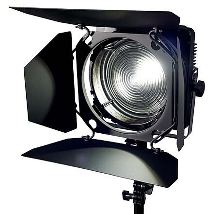 Zylight f8 100w Fresnel spotlight