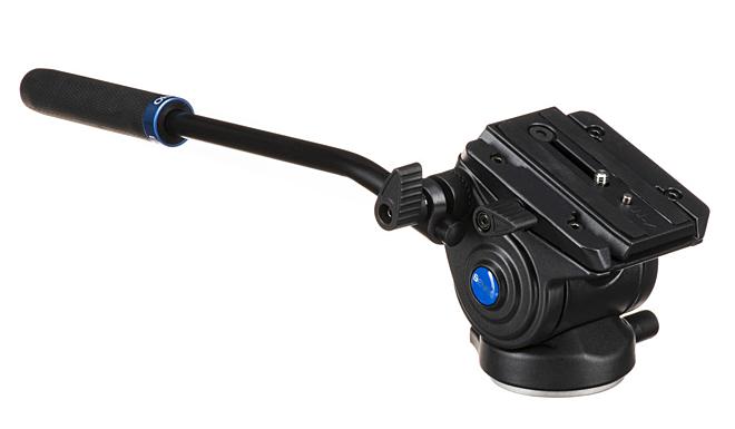 Benro S4 Fluid head with Pro Master legs