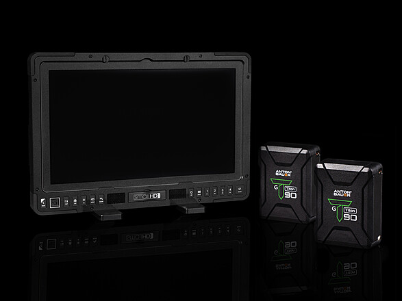 SmallHD 1703 P3X / Gold Mount Battery Kit / Add-Ons Available