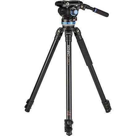 Benro S8 Single Leg Aluminum Video Tripod
