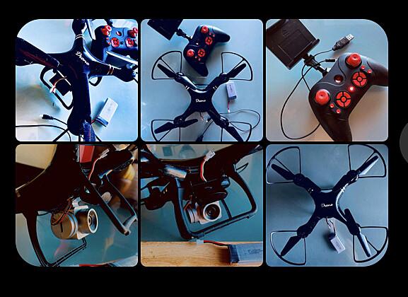DB03 RC Camera Drone With 4K HD 1080P Camera WIFI FPV Quad