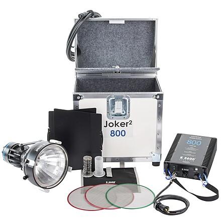 Joker2 800w HMI Zoom Kit