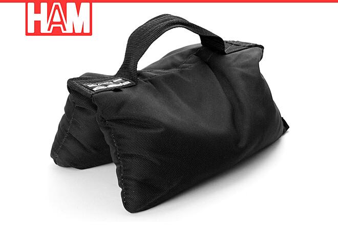 15lb Sandbag Black (Sand Bag Sandbags Bags)